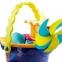 Набор для игры с песком и водой Battat Мега Ведерце море (9 предметов) 2