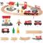 Детская железная дорога BRIO Пожарная станция (33815) 1