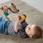 Ручная игрушка-погремушка Lilliputiens медведь Цезарь 2