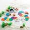 Настольная игра HABA Цветная Гусеничка 2