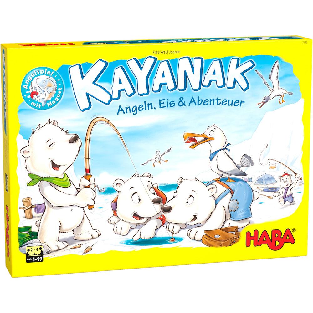Настольная игра HABA Каянак (7146) | ZABAVKA