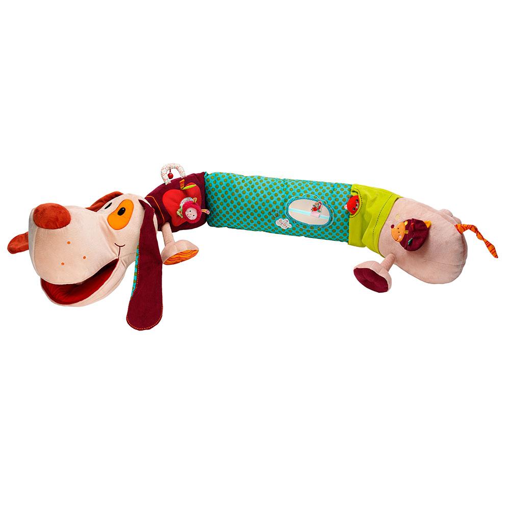 Большая развивающая игрушка Lilliputiens собачка Джеф | ZABAVKA