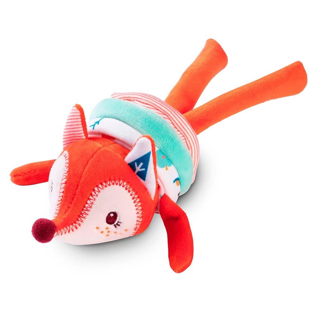 Вибрирующая игрушка Lilliputiens лисичка Алиса | ZABAVKA