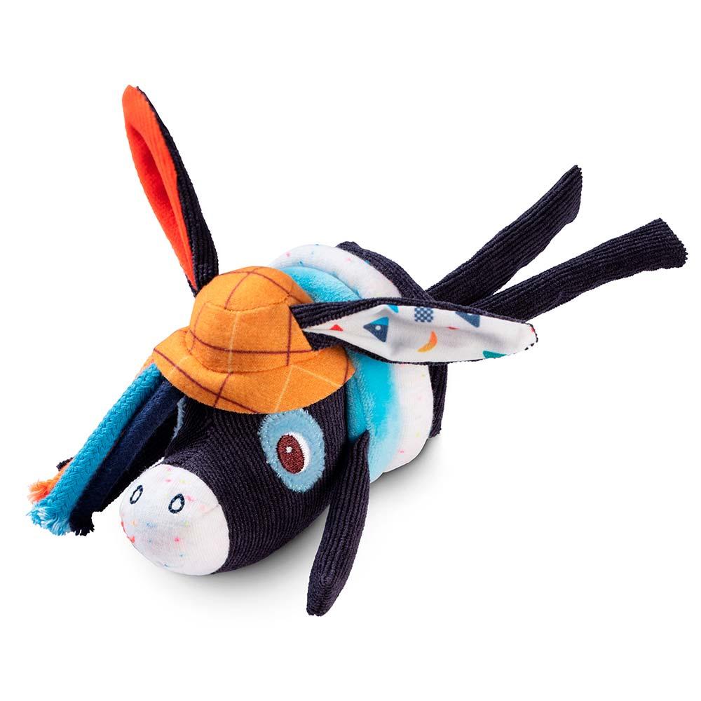 Вибрирующая игрушка Lilliputiens ослик Игнасий | ZABAVKA