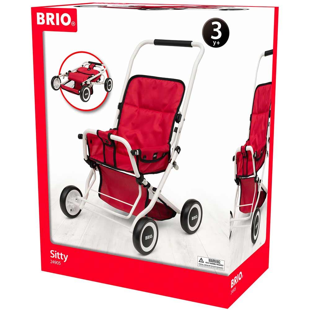 Коляска BRIO для кукол прогулочная (24905000) | ZABAVKA