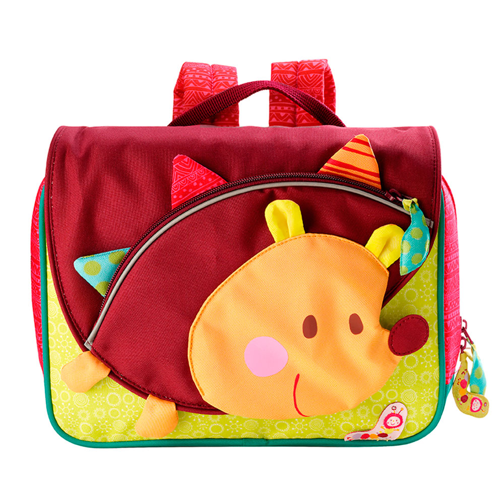 Дошкольный рюкзак Lilliputiens ежик Симон | ZABAVKA