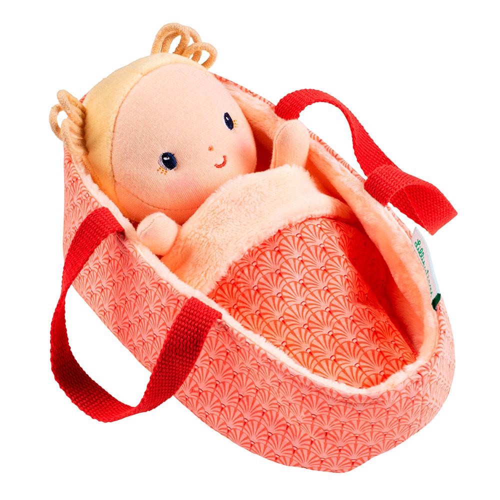Кукла в люльке Lilliputiens Анаис | ZABAVKA