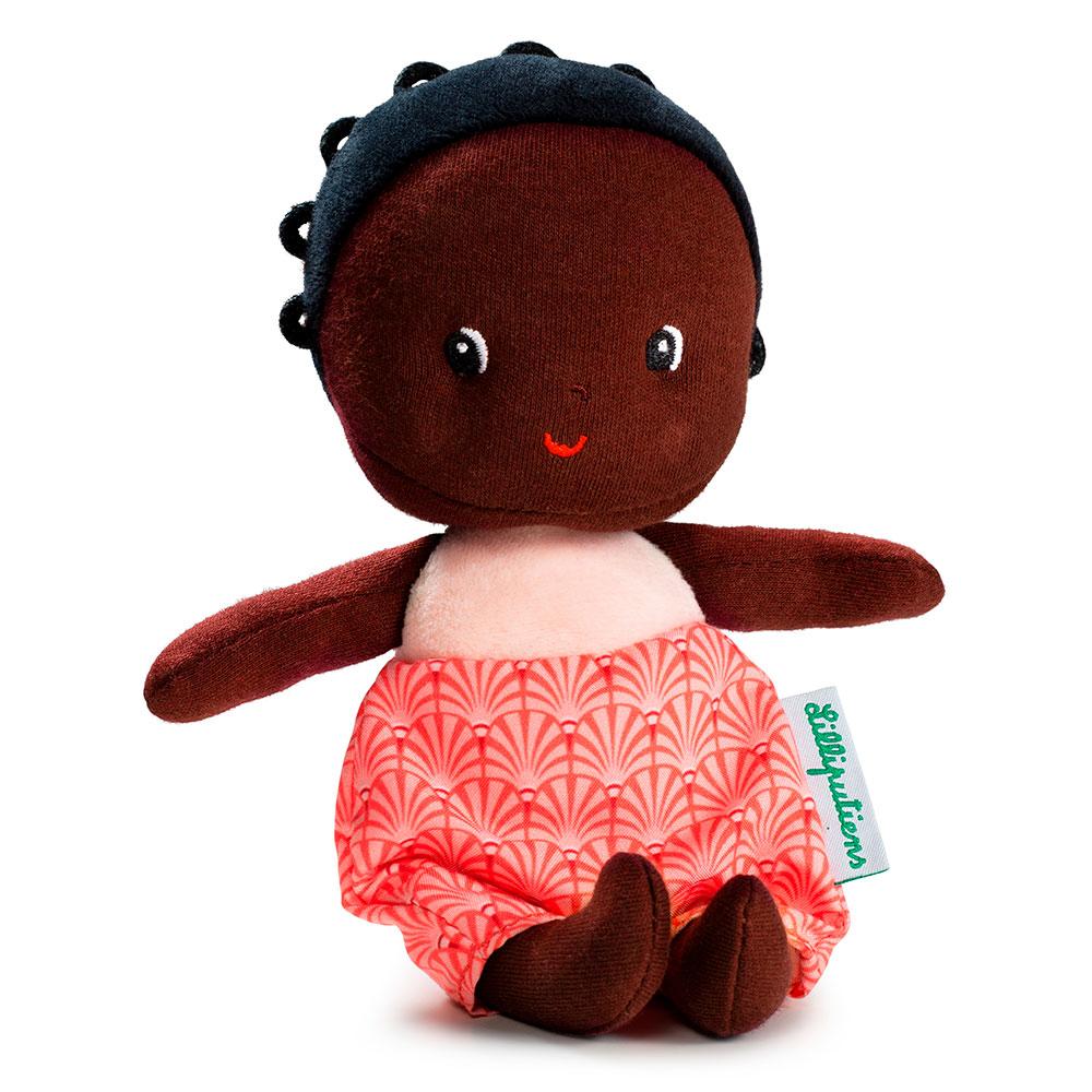 Маленькая кукла Lilliputiens Майя | ZABAVKA