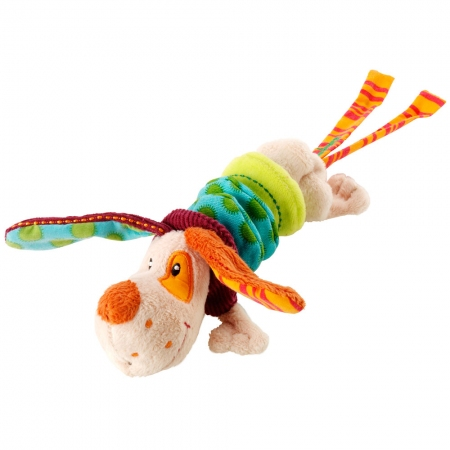 Маленькая танцующая игрушка Lilliputiens собачка Джеф