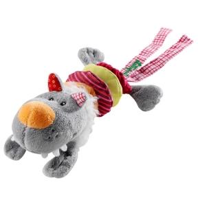 Маленькая танцующая игрушка Lilliputiens волк Николас