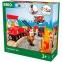 Детская железная дорога BRIO Пожарная станция (33815)