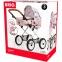 Коляска-трансформер BRIO Droplets для кукол  (24891375)